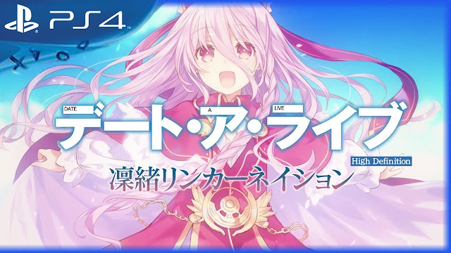 Game Date A Live PS4