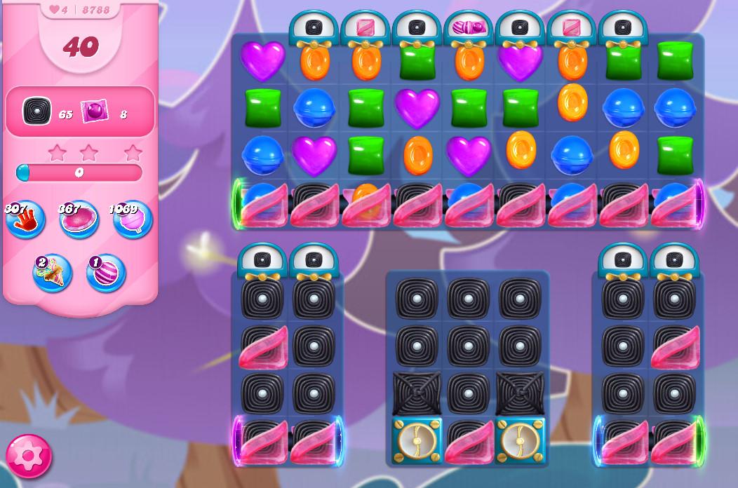 Candy Crush Saga level 8788