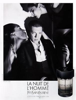 La Nuit de l'Homme (2009) Yves Saint Laurent