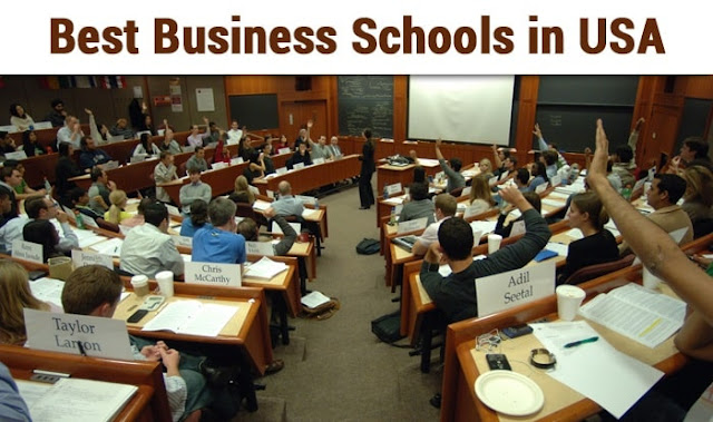 Top 5 Business Schools of USA