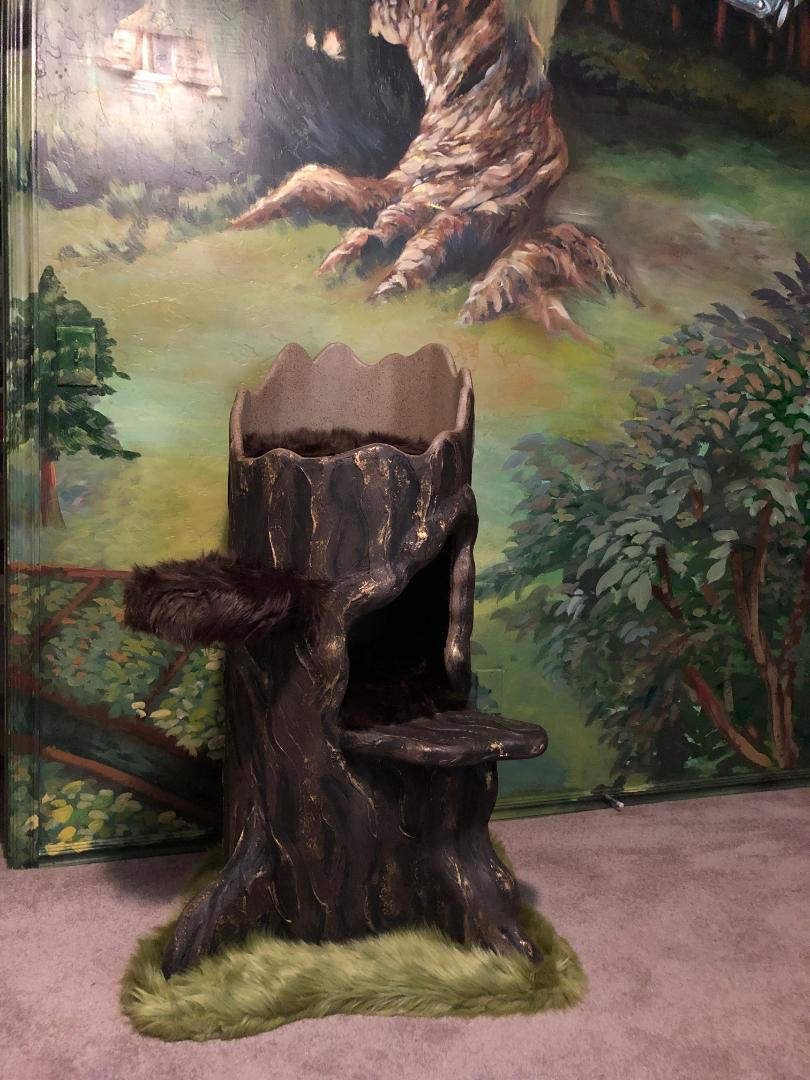 Fairy Tale Cat Furniture
