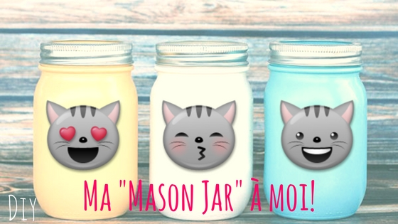 mason jar bocal