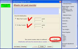 Cara Mengatasi Error Pada Printer T13