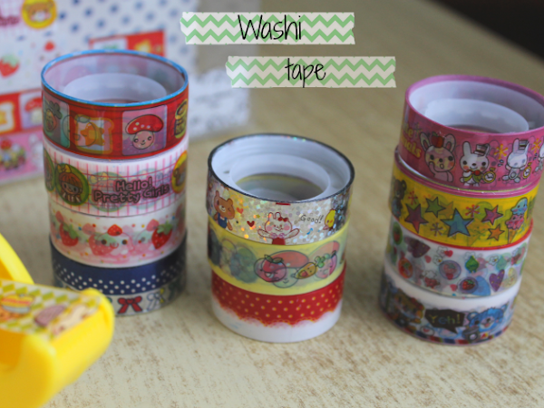 WASHI TAPE: IDEAS D.I.Y.