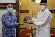 Lima Kali WTP Berturut-turut Pemerintah Aceh Dapat Penghargaan Dari Kemenkeu