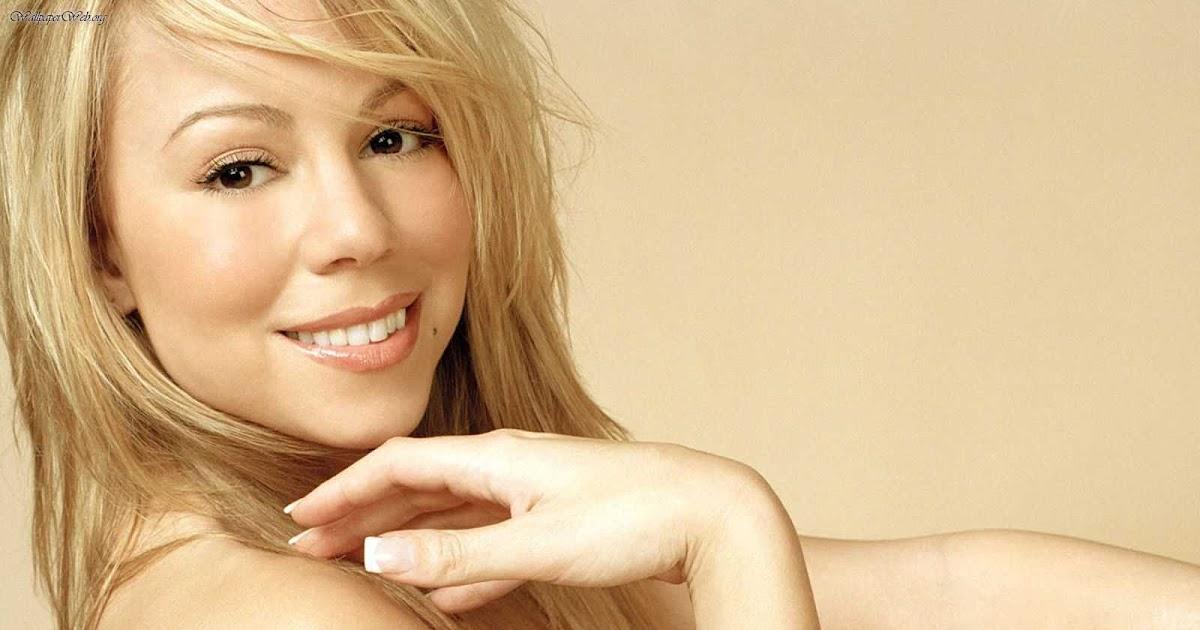 American Singer Mariah Carey Girls Idols Wallpapers And