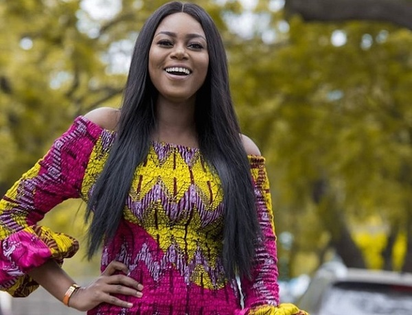 Yvonne Nelson announces political ambition