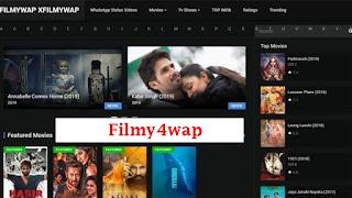 Filmy4wap 2020 - Illegal HD Movies Download Website