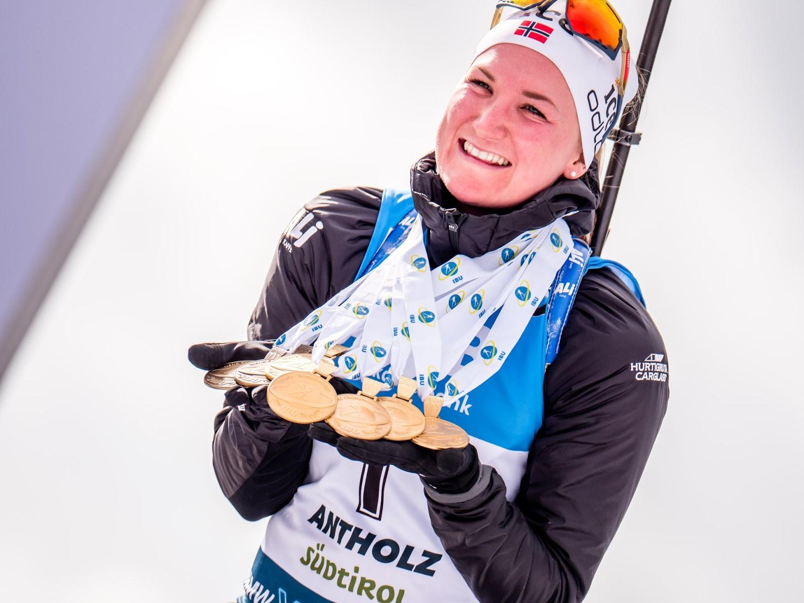Mundial De Biatlo 2020 Ultimo Dia Marte Olsbu Roiseland