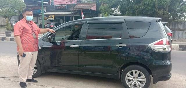 Pencurian Dengan Memecahkan Kaca Mobil Kembali Terjadi di Jambi