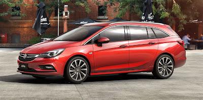Holden Astra Sportwagon 2018 Review, Specs, Price