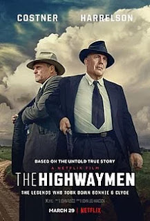 The Highwaymen (2019) Dual Audio Full Movie HDRip 720p