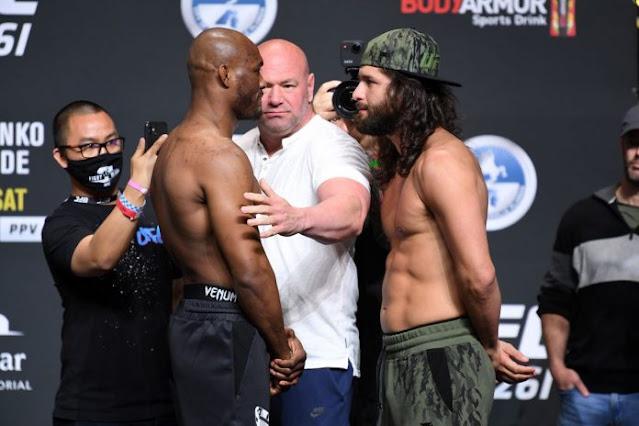 مشاهدة نزالات يو اف سي 261 UFC بث مباشر اليوم