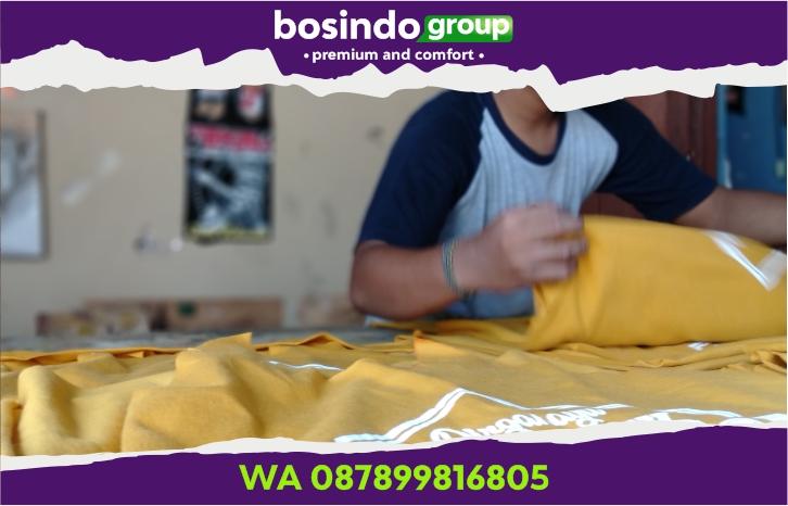 Tempat Sablon Kaos di Yogyakarta - Tips Cari Jasa Sablon Kaos Berkualitas