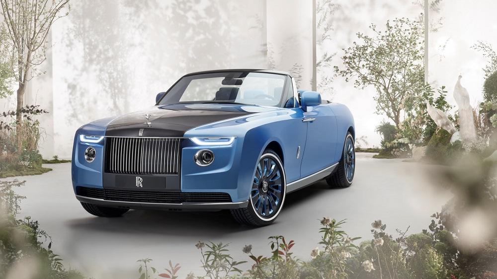 Rolls-Royce Coachbuild: Truyền thống vẻ vang, tương lai rộng mở