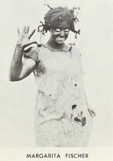 Margarita Fischer In Blackface
