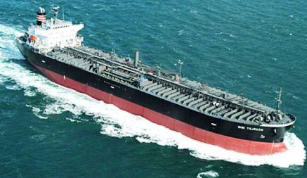 Kapal Tanker Jenis Kapal Laut di Indonesia