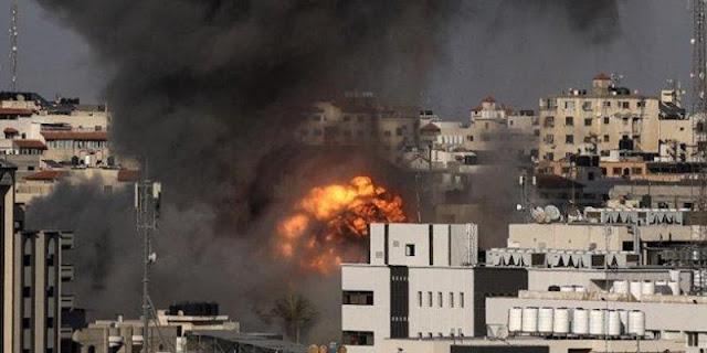 Kondisi Jalur Gaza Memburu Setelah Israel Tutup Perlintasan Ke Palestina