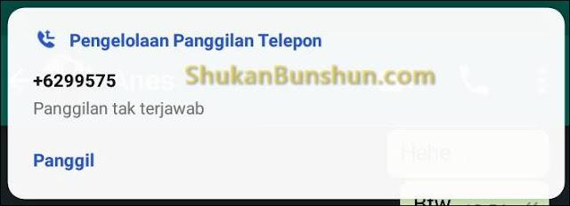 6299575 Nomor Siapa Apa Telepon Pemilik