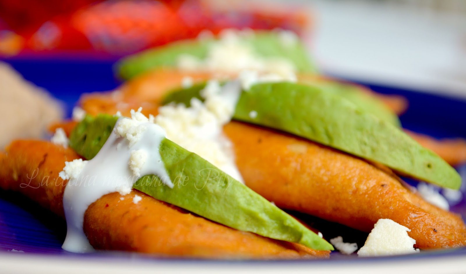 Enchiladas Potosinas | La Cocina Mexicana de Pily