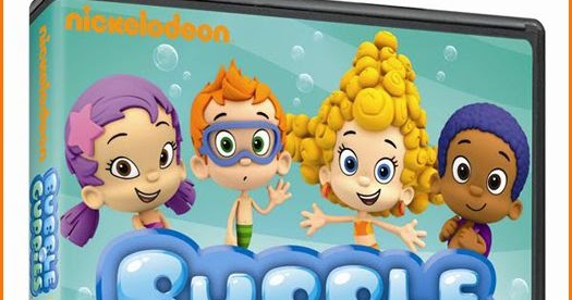 Reviews With Mike Furches: Bubble Guppies with Wanda Sykes