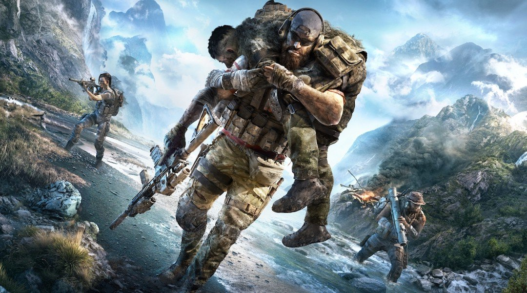 ghost recon breakpoint how to get beta access code