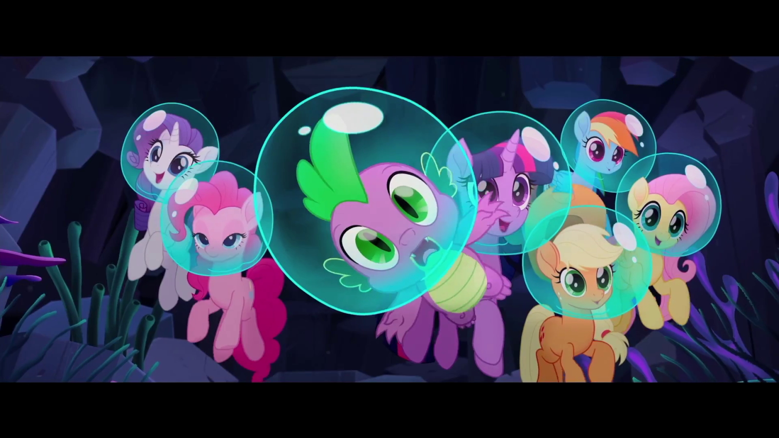 Equestria Daily Mlp Stuff Review My Little Pony The Movie Is