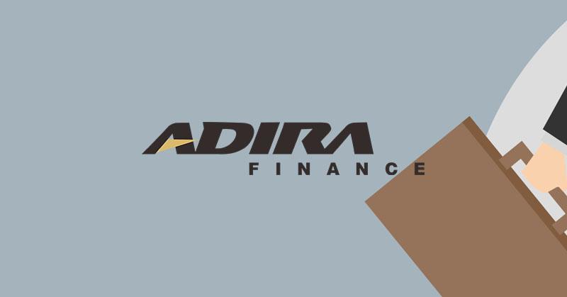 Adira Finance Buka Lowongan Kerja, Posisi Back Office Supervisor