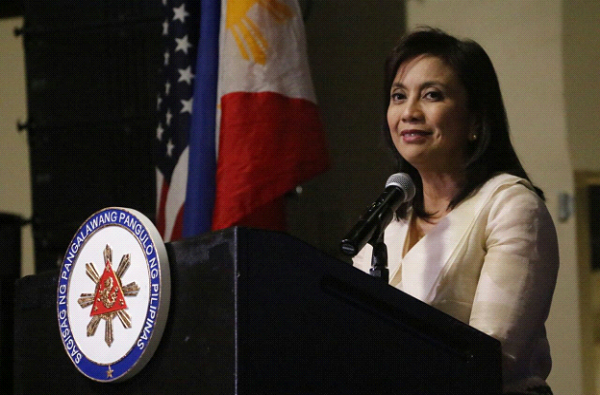 Leni urges public to speak out on extrajudicial killings