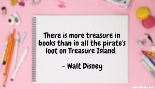 walt disney quote reading