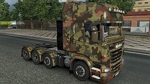 Army Scania R