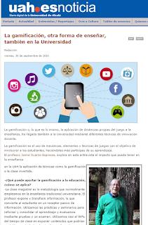 Entrevista Diario Digital UAH