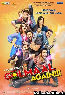 Golmaal Again (2017) Full Movie Download 480p 720p 1080p