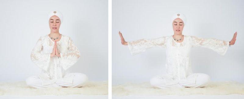 Meditazione per aprire il chakra del cuore for Aprire il pavimento