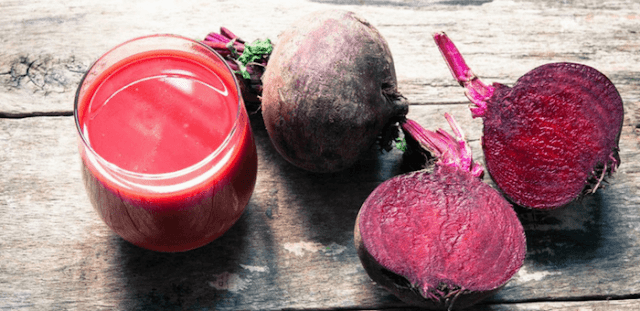 bebida depurativa para limpiar el hígado