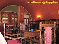 Restaurante de la casa de Drácula