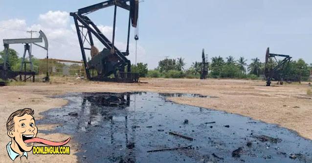 Venezolanos fabrican gasolina artesanal usando restos de petróleo robado