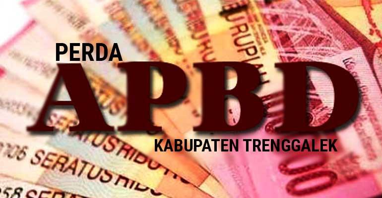 Download PERDA APBD, RKA Kabupaten Trenggalek