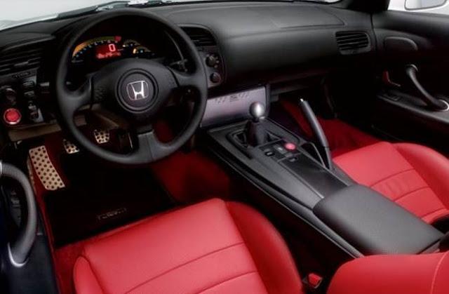 2017 Honda S2000 Redesign
