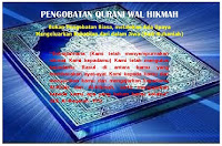 Pengobatan Qurani Wal Hikmah: Bukan Sekedar Pengobatan Biasa, Ada Upaya Mengeluarkan Kebatilan dari dalam Jiwa (Hati Ruhaniah)