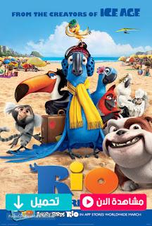 مشاهدة وتحميل فيلم الببغاء بلو Rio 2011 مترجم عربي