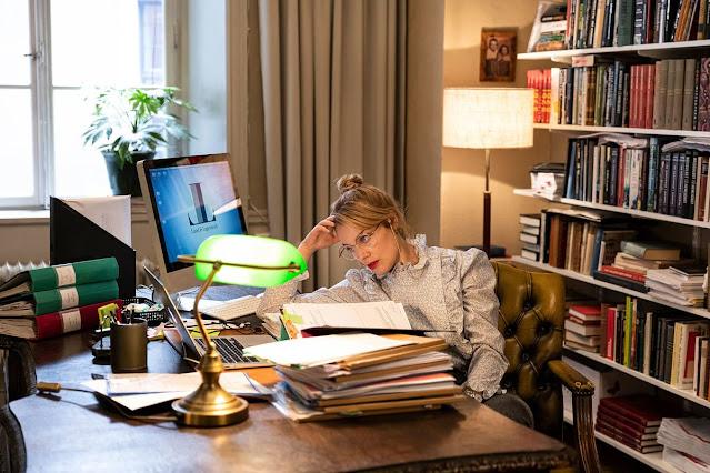 Love And Anarchy (2020) :  A Swedish Netflix Original