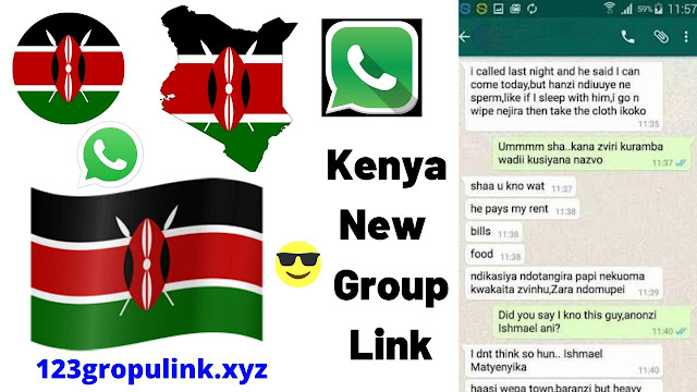 Join 300+ Kenya Whatsapp Group Link 2020