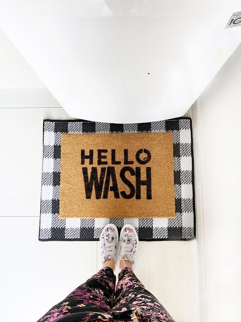 Heidi Swapp DIY Doormats