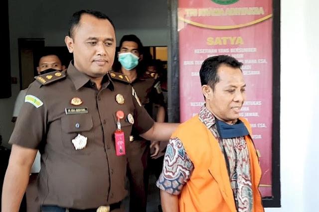Korupsi dana desa, mantan Kades Banjarsari Lotim dibui