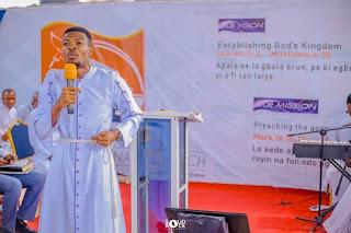 My Pastor and I Part 2 - Pastor Karounwi Damilola Gabriel
