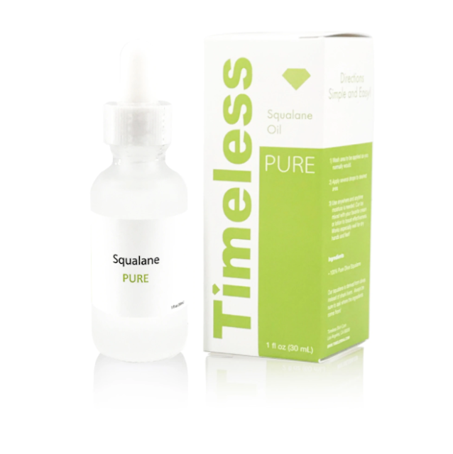 Timeless Skin Care 100% Pure Squalane