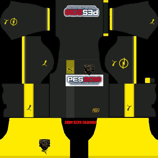PES Mobile Kits DLS 2019