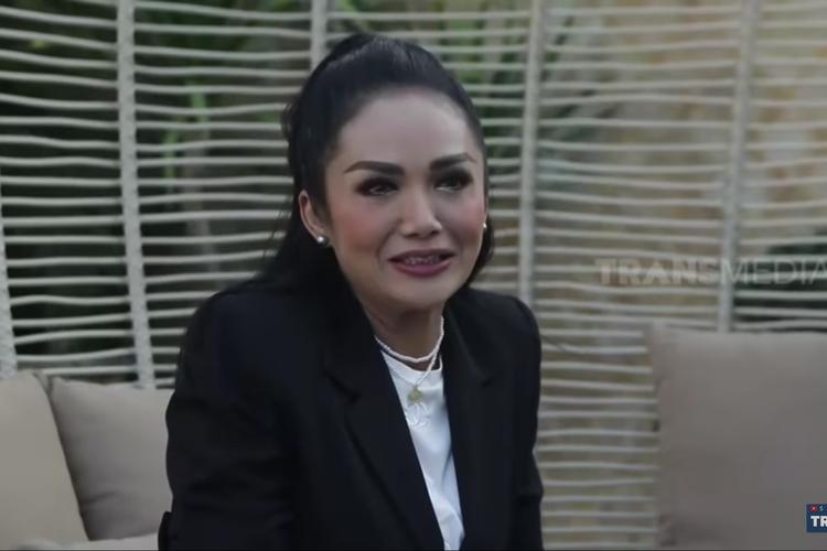 Krisdayanti Akhirnya Klarifikasi soal Sebut Anggota DPR Terima Rp 450 Juta 5 Kali Setahun