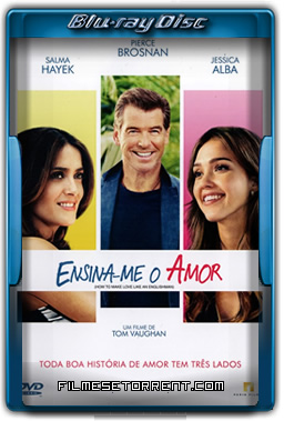 Ensina-me o Amor Torrent 2016 720p e 1080p BluRay Dublado